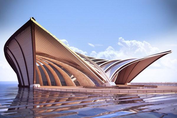 Azerbaycan Eurovision Binası