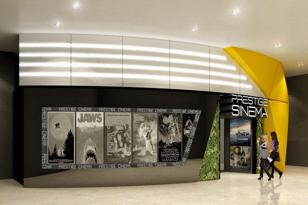 Bilkent Prestige Cinema