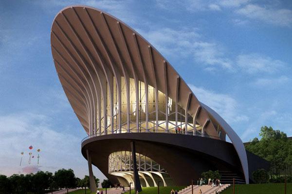Karabük Üniversitesi Kongre Merkezi