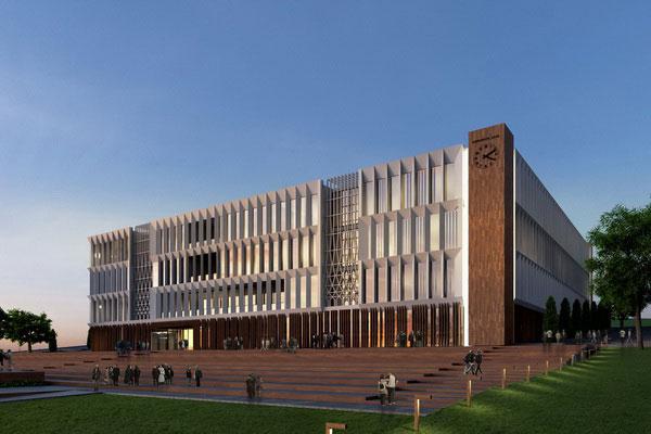Karabük Üniversitesi Mühendislik Laboratuvarı