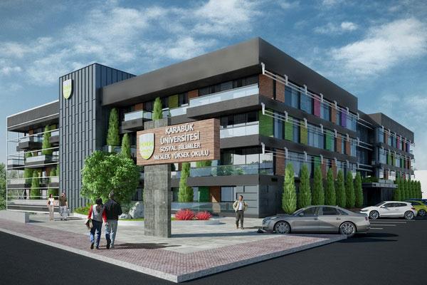 Karabük Üniversitesi Sosyal Bilimler M.Y.O