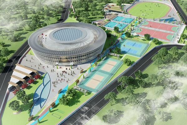 Karabük Üniversitesi Spor Kompleksi