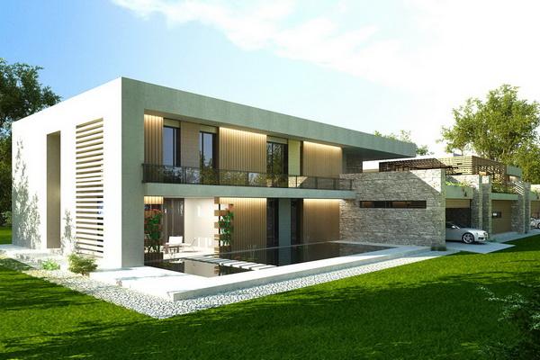 Üçler Villa - Eskişehir
